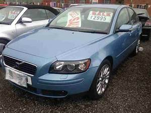 Volvo 2005 S40 2 0d Se Diesel  Car For Sale