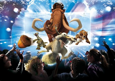 ice age  attractions