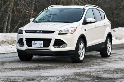 2014 Escape Titanium by Test Drive 2014 Ford Escape Titanium Autos Ca