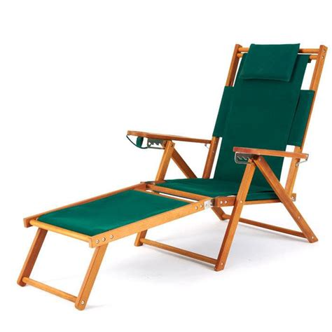 nauset recliner with footrest cape cod chair company