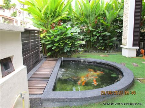 koi fish pond design fish pond contractor malaysia fountain design trading