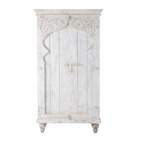 panier a linge maison du monde 3 armoire en manguier blanche l 102 cm sinbad 1000 1 17 138925