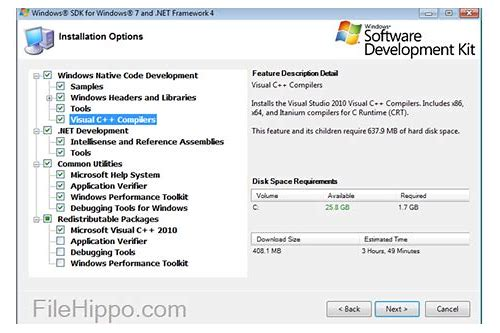windows 7 baixar net 4 framework