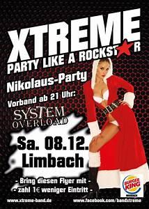 Nikolaus Party Ideen : party nikolaus party mit xtreme narrentempel limbach in limbach ~ Whattoseeinmadrid.com Haus und Dekorationen
