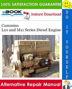 Best  U2606 U2606 Cummins L10 And M11 Series Diesel Engine