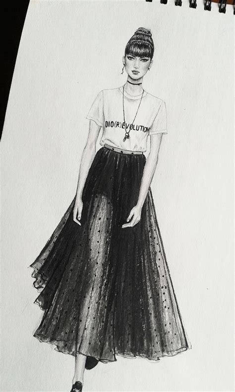 Best 25+ Fashion Illustrations Ideas On Pinterest