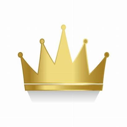 Crown Corona Golden King Oro Freepik Taj