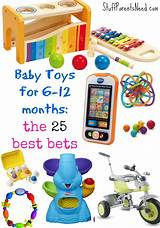 Best toys for babies 6 months
