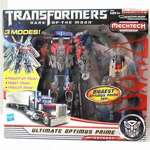 Transformers Movie Dark Of The Moon DOTM MechTech Ultimate ...