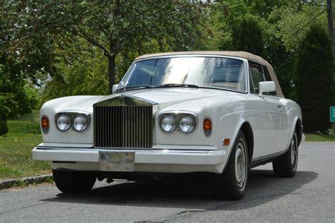 1990 Rolls-royce Corniche Iii