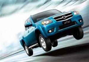 2006 2007 2008 2009 Mazda Bt 50  Endeavour