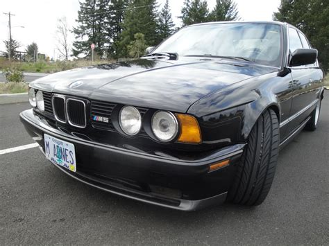 1991 Bmw M5 by 1991 Bmw M5 E34 Pictures Information And Specs Auto