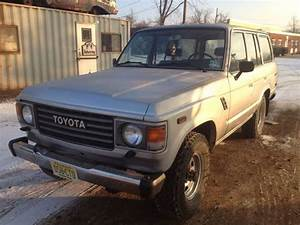 Purchase Used 1987 Toyota Fj60 With Chevy 350 V8