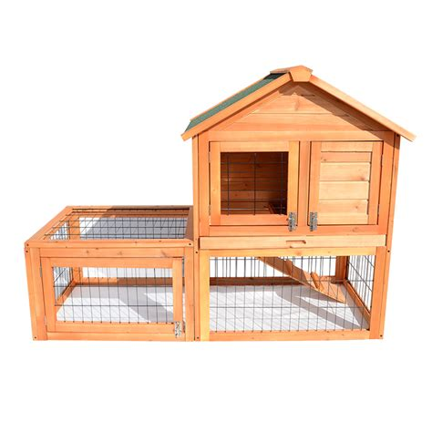 portable rabbit hutch ebay