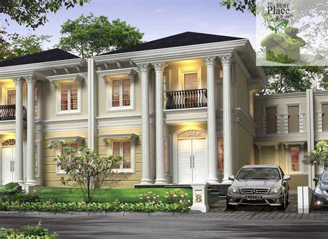 desain rumah minimalis eropa  lantai desain rumah
