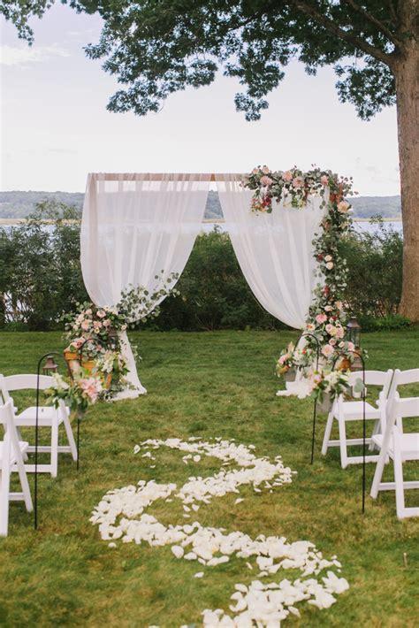 25 trending wedding altar arch decoration ideas