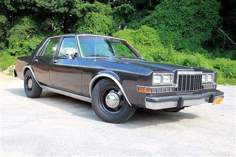 Dodge Diplomat For Sale by 1989 Dodge Diplomat Stock 4509 14652 For Sale Near New