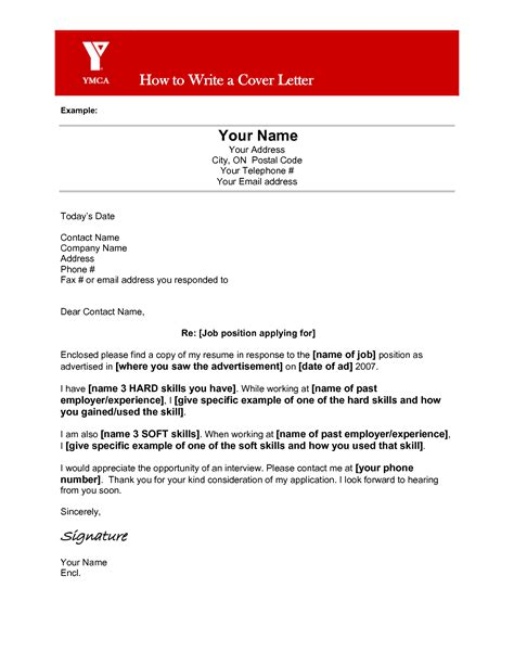 free soft skills cover letter executive resume security