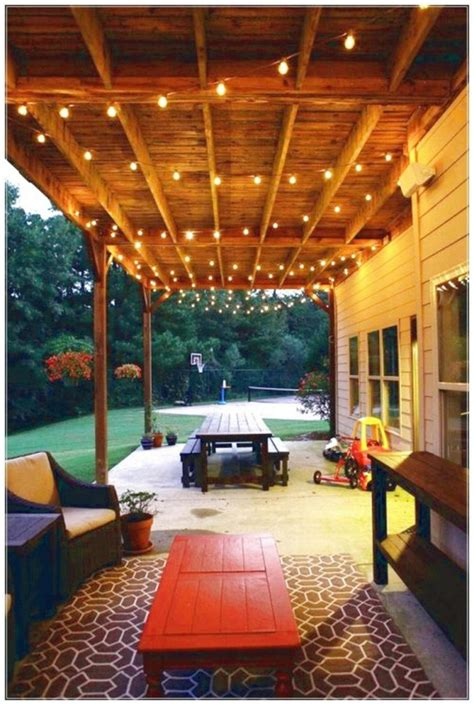 outdoor modern back porch ideas for home design ideas naturalnina - Back Porch Lighting Ideas