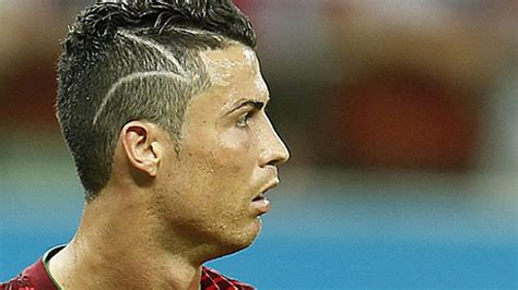 cristiano ronaldo haircut tribute  brain surgery boy