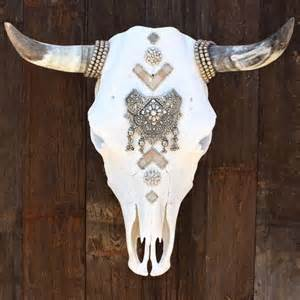 lovesick druzy cow skull pandora this and home