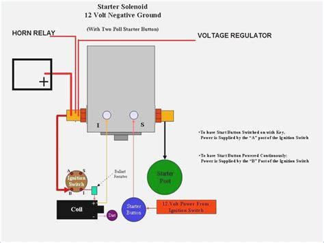 ford starter relay wiring diagram vivresaville