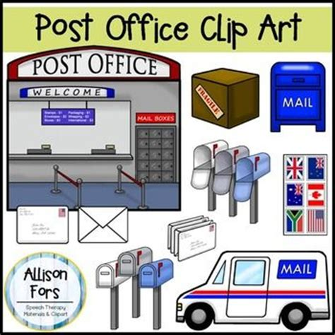 Post Office Clipart Post Office Clip Cliparts
