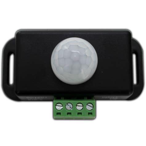 Bewegungsmelder Le by Led Bewegungsmelder Pir Sensor 12v Dc 4a Bewegungssensor