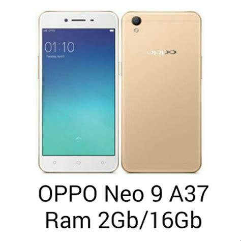 Merk Hp Oppo Neo 9 jual oppo neo 9 a37 2gb 16gb di lapak gaga elektronik