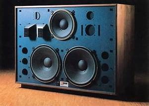 The Enormous Jbl 4350 Studio Reference Monitor Was A 4