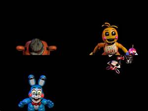 Five Nights At Freddy's 2 - All Toys Gif by StellasStar on ...