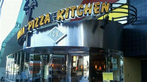 california pizza kitchen held    beverly center