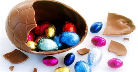 Get A Free Easter Egg, Worth £5, From Any Major