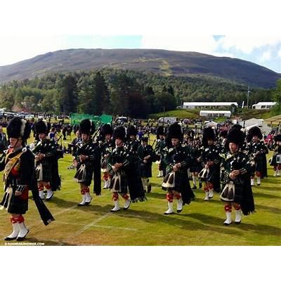 The Braemar Gathering in Scotland - Roam Far and Wide