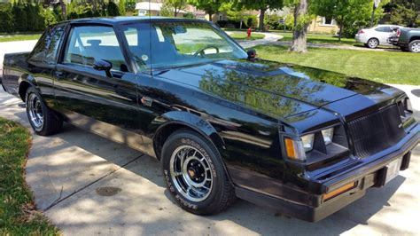 Buick Grand National Parts by 5 000 Mile 1987 Buick Grand National