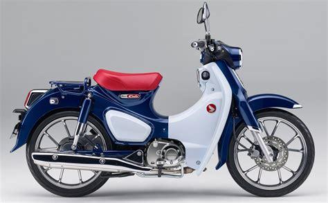 2019 Honda Monkey & Super Cub C125 Come To U.s