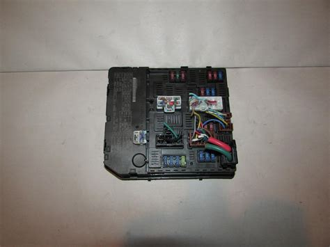 nissan rogue relay fuse box panel ipdm parking aid