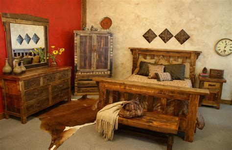 Find The Right Rustic Bedroom Furniture The New Way Home