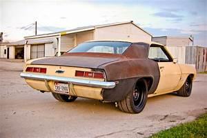 Hale's Speed Shop 1969 Camaro – Engine Swap Depot