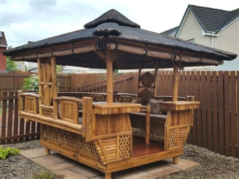 Bamboo Gazebo Kit 25 Best Of Bamboo Gazebo