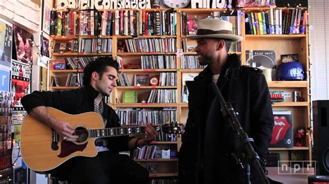 miguel npr music tiny desk concert youtube