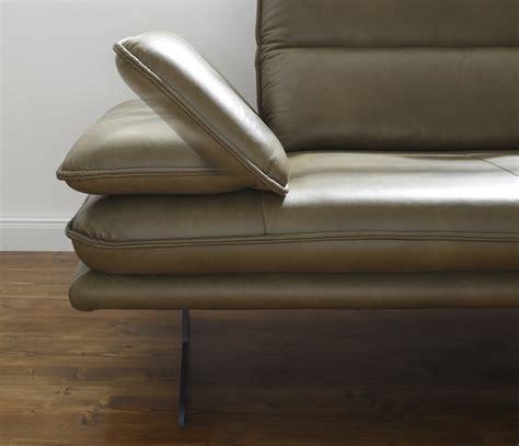 banc canapé canapé banc cuir ou tissu 2 places design aérien alwin c