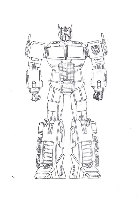 transformers octimus prime coloring pages  print coloring home