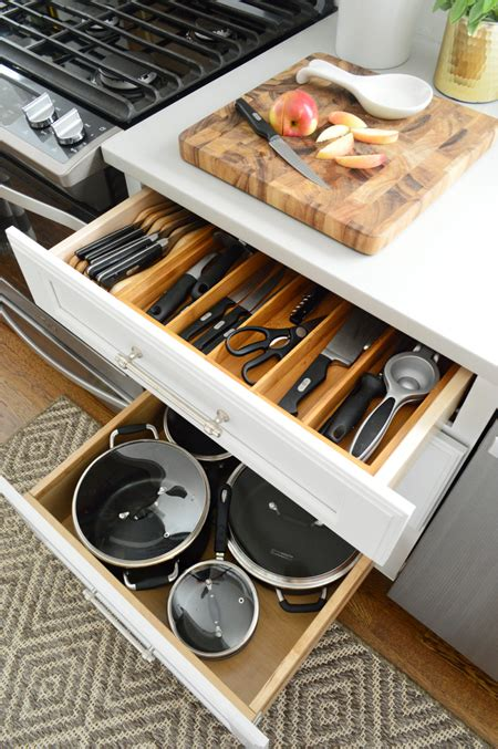 organize kitchen cabinets and drawers how we organized our kitchen cabinets drawers a 7216