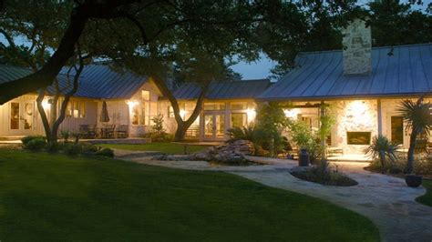 country style homes hill country house plans hill country ranch