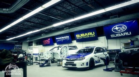 subaru launch control rally web series episode