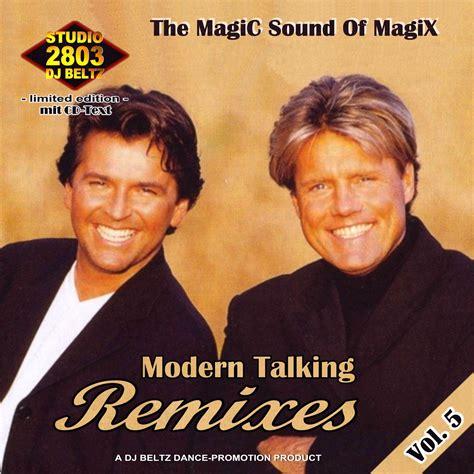 songs of modern talking remixes vol 05 of studio 2803 dj beltz modern talking mp3 buy tracklist