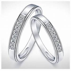 mesmerizing happy couples rings 025 carat diamond on gold With matching diamond wedding rings