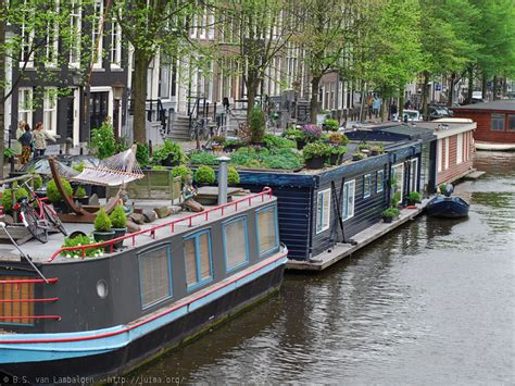 Houseboat For Sale Amsterdam by Small Spaces Houseboats In Amsterdam Duck Egg Blue