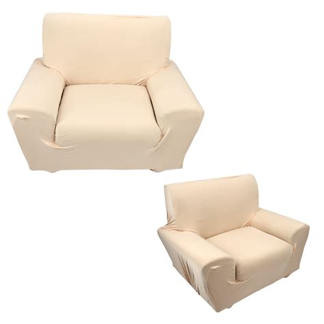 stretch chair slipcover seat sofa futon recliner